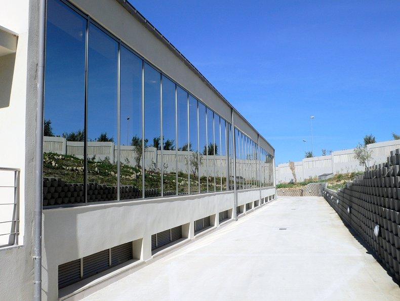 Piscina Cubierta Medina Sidonia