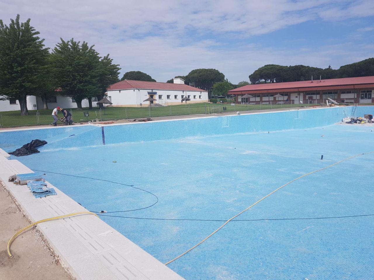 diaz cubero, díaz cubero, piscina del centro deportivo militar san jorge