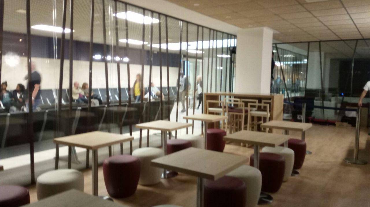 Sala Vip - Aeropuerto de Sevilla