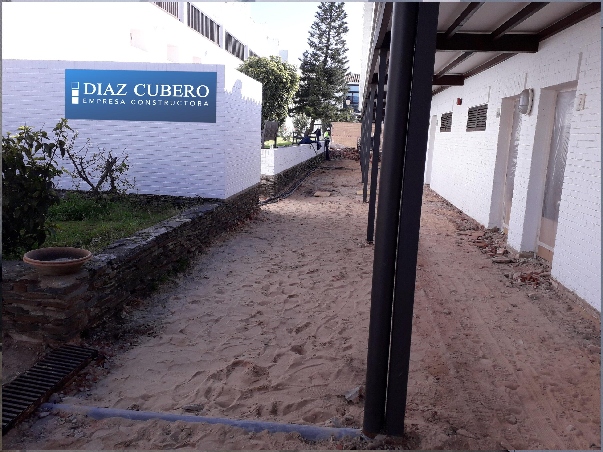 Parador Mazagón Díaz Cubero