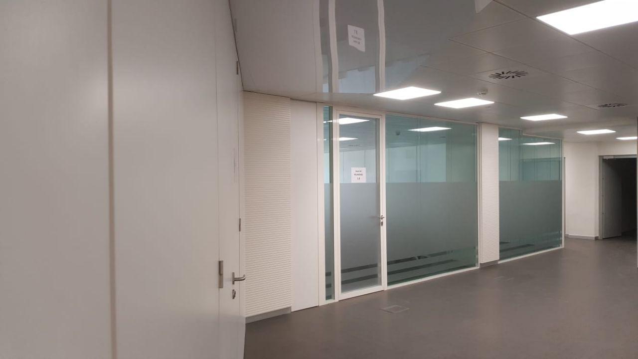 servicios centrales de aena en madrid