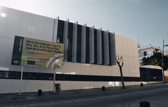 Centro de Salud, San Juan de Aznalfarache